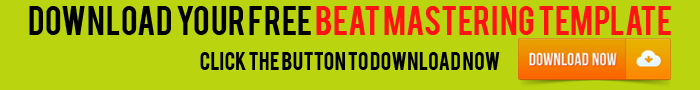 Beat Mastering Template Banner
